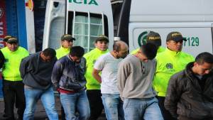 Captura los Motoristas - FOTO: Prensa Mebog