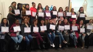 Formación a maestras de jardines infantiles  - Foto: Comunicaciones Secretaría Social