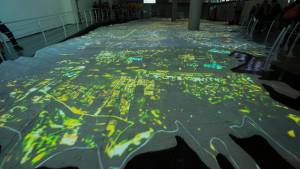 Maqueta en 3D llega a Maloka - Foto: Alcaldía de Bogotá