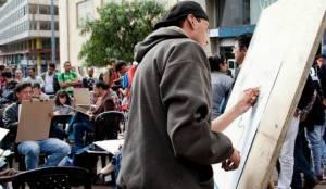 En dibujos, 50 personas capturarán la magia de Bogotá en su cumpleaños  - Foto: IDRD