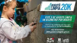 Familias, amigos y vecinos podrán unirse a esta jornada por Bogotá.