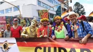 Marcha del Respeto - FOTO: Prensa Planeación Distrital