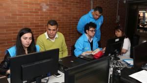 Matriculatón 2018 en Bogotá - Foto: Comunicaciones Alcaldía Bogotá