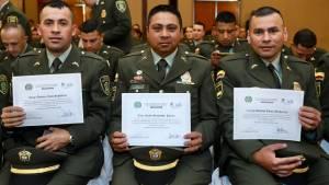 Con el programa 'Mejo Policía' se capacitaron 4.567 uniformados