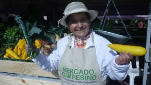 Mercado Campesino en el sur de la ciudad - Foto: Secretaría de Desarrollo Económico