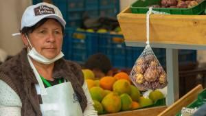 Estos Mercados Campesinos benefician directamente a los productores - Foto: Alcaldía de Bogotá