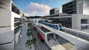 Primera Línea Metro de Bogotá - FOTO: Consejería de Comunicaciones Alcaldía de Bogotá