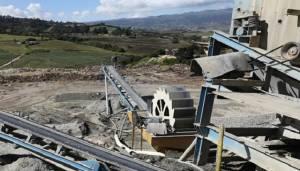 Secretaría de Gobierno visita establecimientos de minería - FOTO: Prensa Sec. Gobierno
