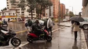 No se ha considerado implementar pico y placa para motos - Foto: Alcaldía de bogotá