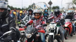Motociclistas Bogotá - Foto: Secretaría de Movilidad