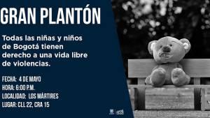 Alcaldía Peñalosa rechaza y condena acto de agresión contra menor de 3 años