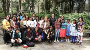 Capacitación a mujeres - FOTO: Prensa Secretaría de Gobierno /Derechos Humanos