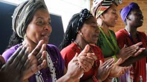 Coworking Étnico: 500 cupos para formación, emprendimiento y empleabilidad  - Foto: Secretaría de la Mujer