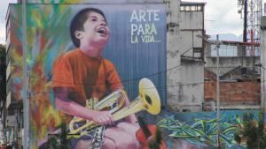 ¡Buscamos a un representante de los grafiteros en Bogotá!