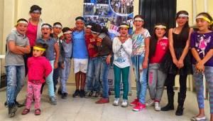 Niños aprenden de JAC - FOTO: Prensa Participación IDPAC.