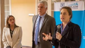 Cristina Vélez es la nueva secretaria de Integración Social - Foto: Alcaldía Mayor de Bogotá