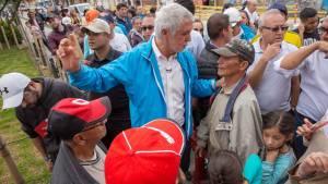 Alcalde Peñalosa supervisó obras que benefician a los habitantes de Tunjuelito