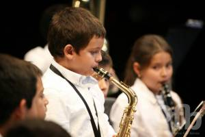 Orquesta Filarmónica Infantil - Foto:OFB