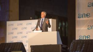 alcalde Peñalosa dio apertura a One Young World 2017 - Foto: Alcaldìa Mayor de Bogotà/Andés Sandoval