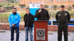 Operación Penunmbra permitió la demantelación de seis bandas en la ciudad - Foto: Alcaldía Peñalosa