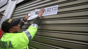 Operativo de la Policía - FOTO: Prensa Secretaría de Seguridad