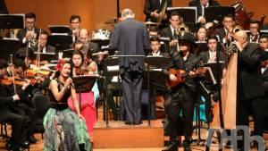Con dos grandes conciertos se celebrarán los 50 años de la OFB - Foto:OFB