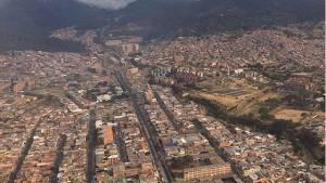 Panorámica de Bogotá - Foto: Prensa Alcaldía Mayor de Bogotá