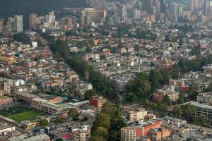 Durante el 2018, la ciudad obtuvo un crecimiento notable en la llegada de turistas a la ciudad de Bogotá con respecto a los cuat