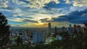 Panorámica de Bogotá - Foto: Diego Bauman