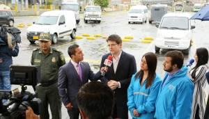 Recuperación parqueadero - FOTO: Prensa Sec. Gobierno