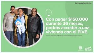 PIVE: el programa de vivienda que está beneficiando a familias vulnerables