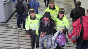 Fuerte ofensiva a la criminalidad de la ciudad hizo la policía con el Plan Metropoli  - Foto: Policía Bogotá