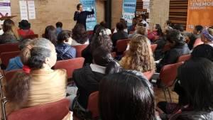 Encuentro para la actualización de la Política Pública de Mujeres en Bogotá  Foto: Secretaría de la Mujer
