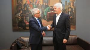 Alcalde de Bonn visita a Peñalosa - Foto: Alcaldía Mayor