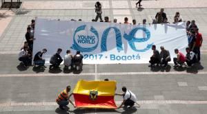 Bogotá recibe a jóvenes líderes de todo el mundo - Foto: Alcaldía Mayor de Bogotá