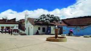 Chorro de Quevedo renace - Foto: Idpc