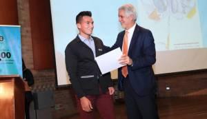 """Premiación """"Bogotá en 100 palabras"""" - FOTO: Consejería de Comunicaciones"""