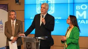 Presentación Censo Habitantes de calle - Foto: Prensa Alcaldía Bogotá / Diego Bauman