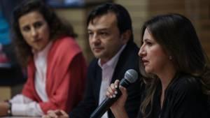 Presentación Plan de Movilidad para Bogotá - Foto: Prensa Alcaldía Mayor/ Camilo Monsalve