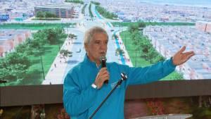 Presentación proyecto vial Alsacia - Tintal - Constitución - Foto: Prensa Alcaldía Mayor / Andrés Sandoval