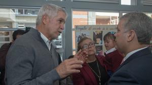 Presidente Duque destaca trabajo del alcalde Peñalosa - Foto: Comunicaciones Alcaldía / Andrés Sandoval