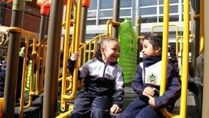Primera infancia en los colegios oficiales - Foto: Prensa Secretaría de Educación