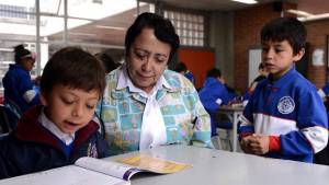 Profesores podrán aplicar entre 29 programas de especialización y maestría y un doctorado. Foto: Secretaría de Educación