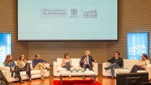 Presentación Portafolio de Estímulos a la Cultura Ciudadana 2018 - Foto: Comunicaciones Alcaldía Bogotá / Andrés Sandoval