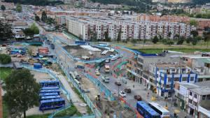 Puente vehicular calle 183 - Foto: Prensa IDU