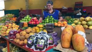 Puesto en Plaza de Mercado - Foto: IPES