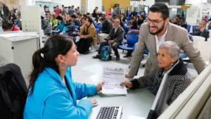 Punto de atención RedCADE - Foto: Secretaría de Hacienda