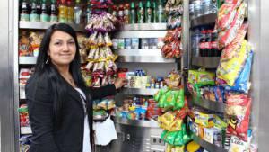 Quiosco vendedor informal - Foto: IPES