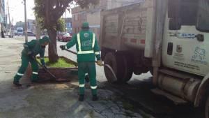 Recolección de Basuras -  Foto: Prensa Aguas de Bogotá