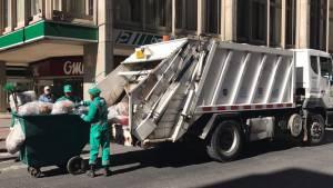 Distrito garantiza la recolección de basura - Foto: Uaesp